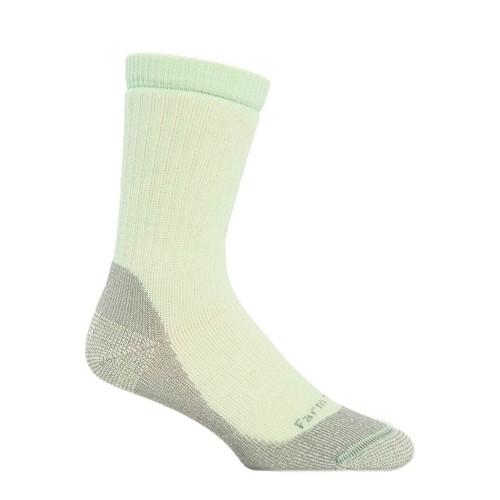 Farm to Feet Women's Jamestown Adventure Midweight Hiking Socks - Neptune