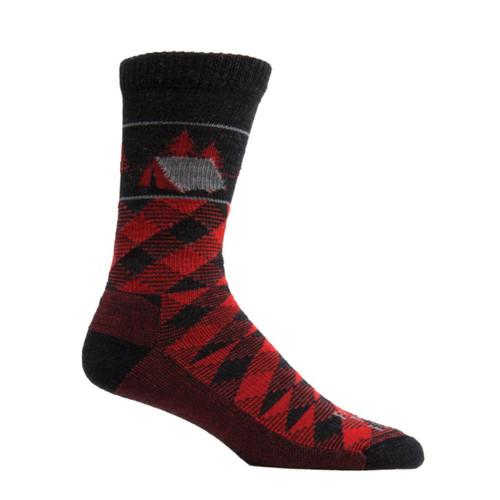 Farm to Feet Men's Franklin Lightweight Crew Socks