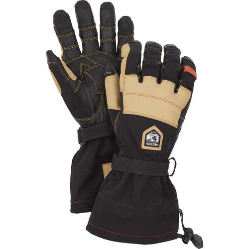 Hestra Ergo Grip CZone Tactility Long Glove - Black