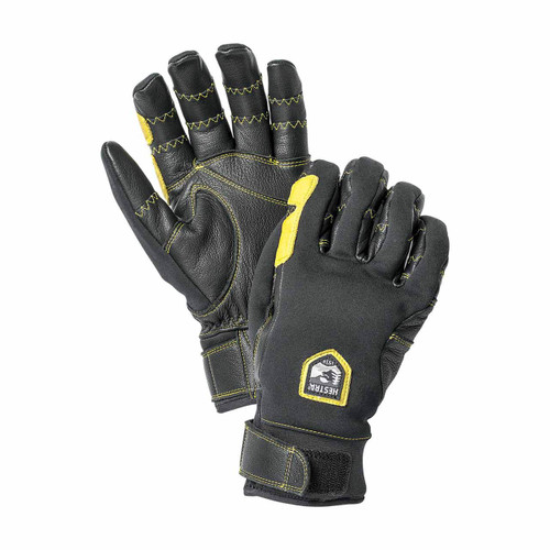 Hestra Ergo Grip Active Glove - Black/Black