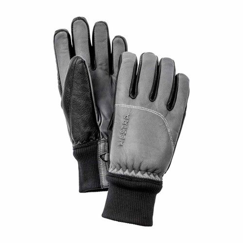 Hestra Omni Glove - Gray/Black