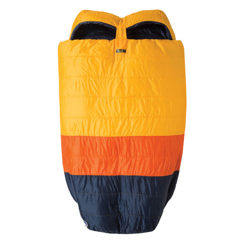 Big Creek 30 Doublewide Sleeping Bag - Closed