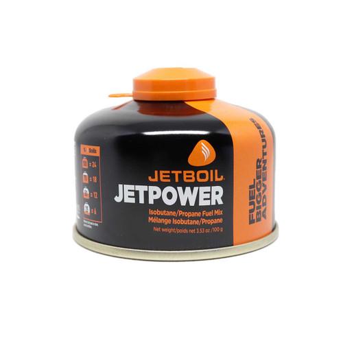 Jetboil JetPower Fuel Canister - 100 gram