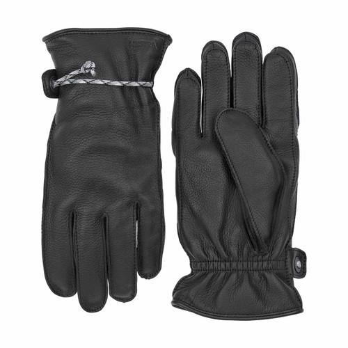 Hestra Granvik Glove - Black/Black