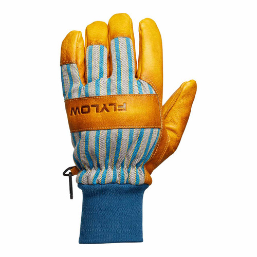 Tough Guy Glove - Natural/Blue