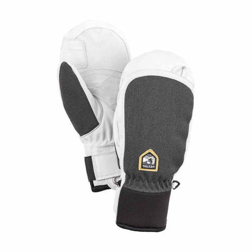 Hestra Army Leather Patrol Mitt - Charcoal