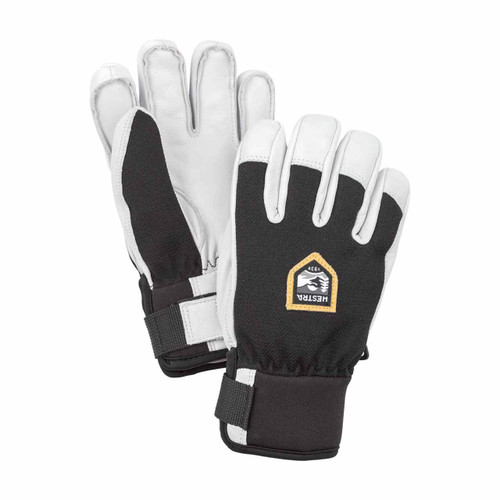 Hestra Patrol Junior Glove - Black