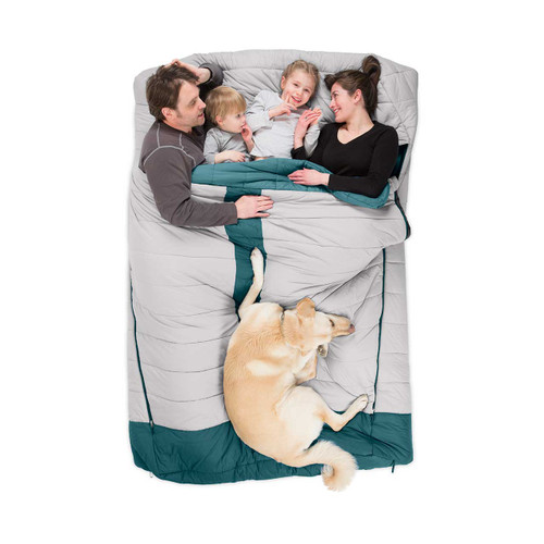 NEMO Jazz Luxury Duo Sleeping Bag