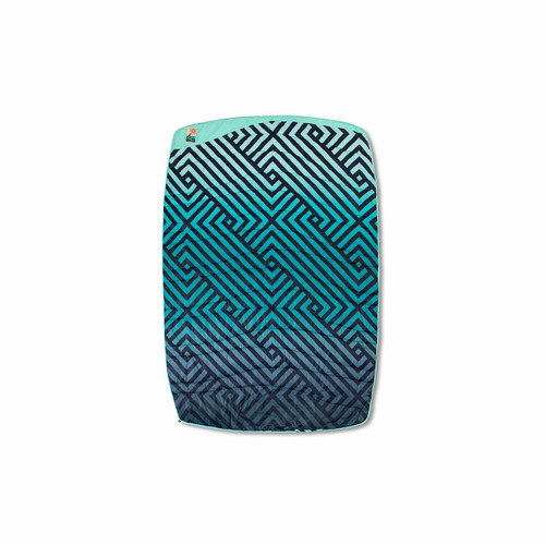 NEMO Puffin Blanket - Spearmint/Interlock