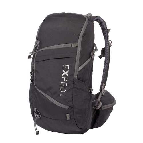Exped Skyline 15 Backpack - Black/Grey