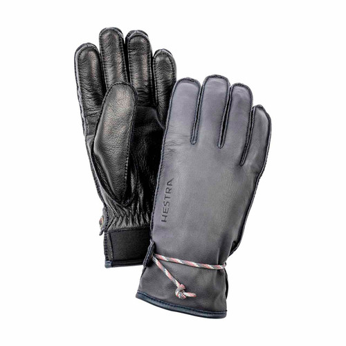 Hestra Wakayama Glove - Grey/Black