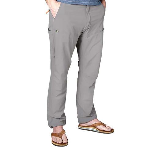 Howler Bros Shoalwater Tech Pant - Light Grey