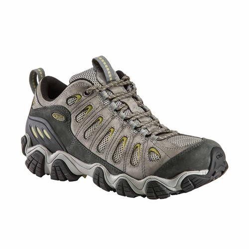 Oboz Men's Sawtooth Low Hiking Shoe - Pewter