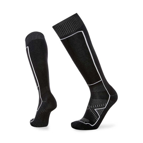 Le Sock Snow Ultra Light - Black
