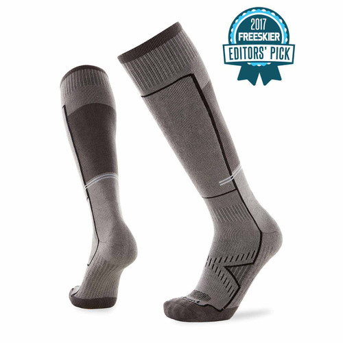 Le Sock Snow Light - Gray