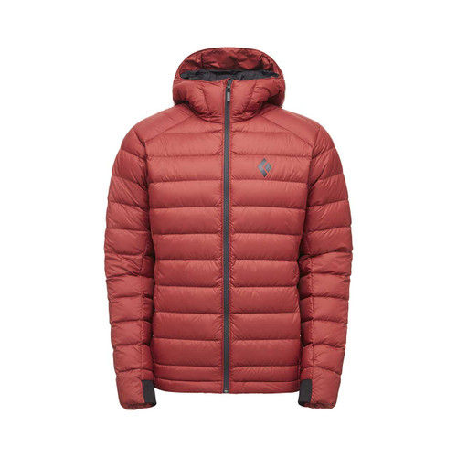 Men's Cold Forge Down Hoody - Red Oxide