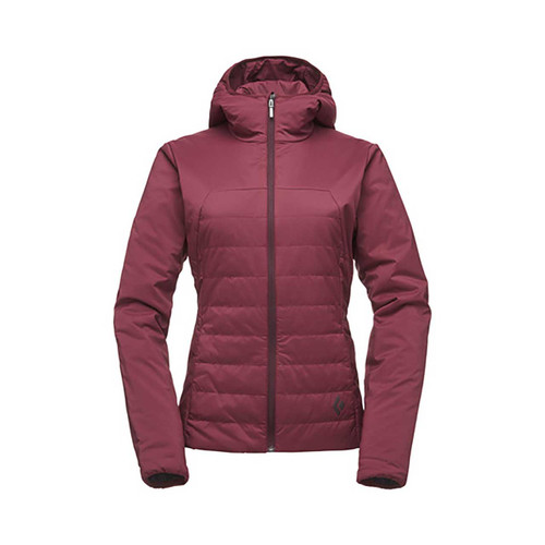 Women's First Light Hoody - Wine