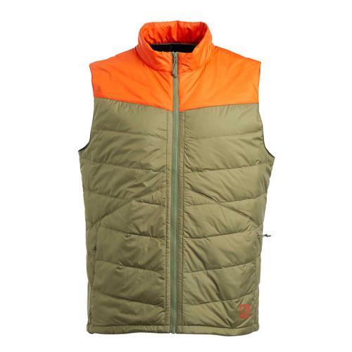 Flylow Men's Larry Vest - Aperol/Seaweed