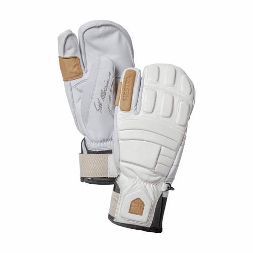 Hestra Morrison Pro 3 Finger Glove - Off White