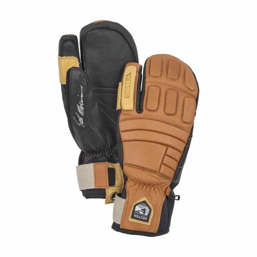 Hestra Morrison Pro 3 Finger Glove - Cork