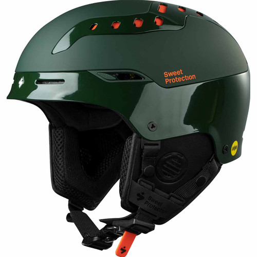 Switcher MIPS Helmet - Highland Green