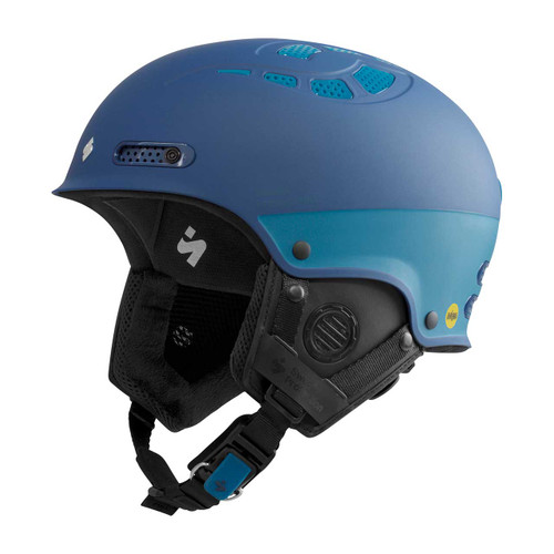 Sweet Protection Igniter II MIPS - Matte Midnight Blue