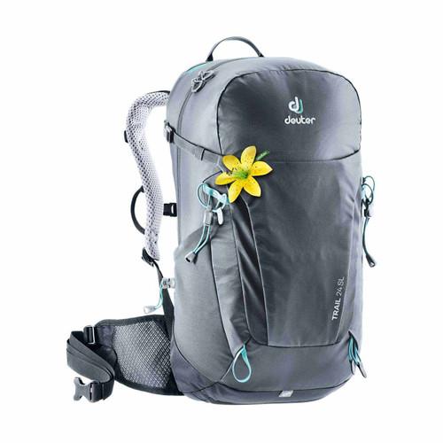 Deuter Trail 24 SL Women's Backpack - Graphite/Black (2020)