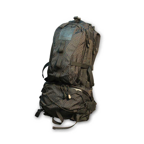 Crossbow II Rapid Response Backpack - Tactical Black