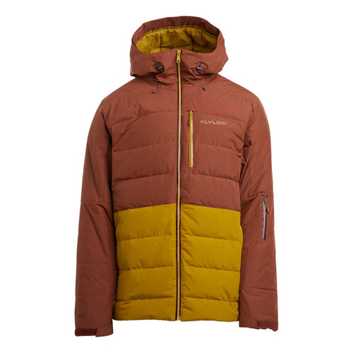 Flylow Colt Down Jacket - Madeira/Bear