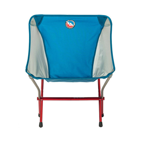 Mica Basin Camp Chair - Blue/Gray