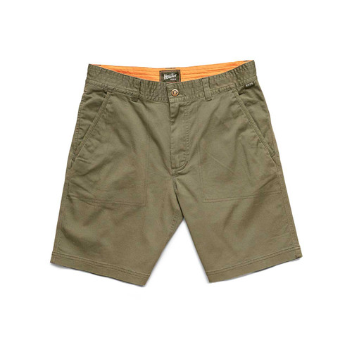 Clarksville Walk Shorts - Army