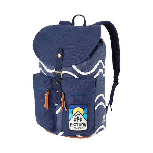 Jeriko 22 Backpack - Dark Blue