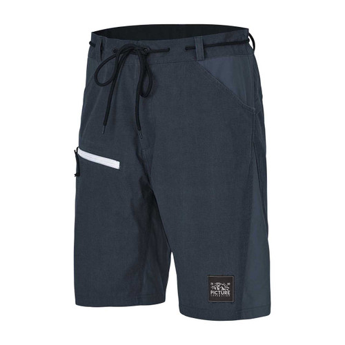 Robust Tech Short - Dark Blue