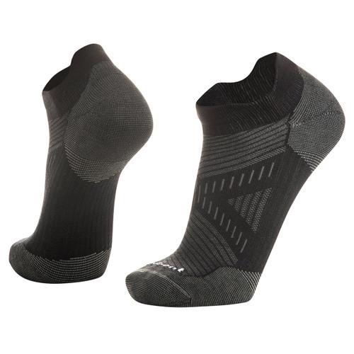 Le Sock Run Ultra Light Micro Tab - Black