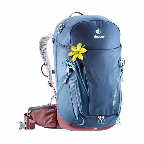 Deuter Trail Pro 30 SL - Midnight/Maroon