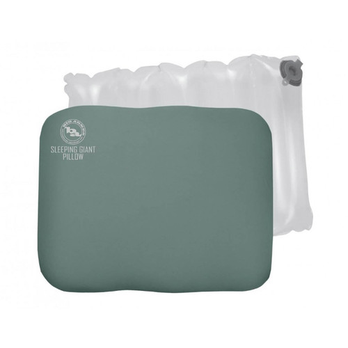 Big Agnes Sleeping Giant Pillow Deluxe - Green