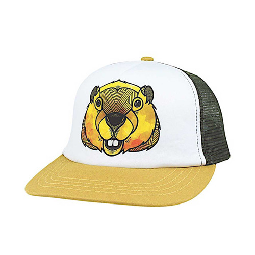 Faces Kids Hat - Beaver