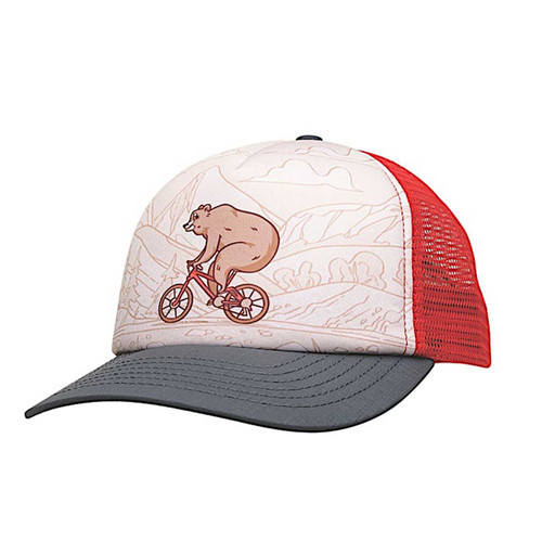 Actimals Toddler Hat - Red