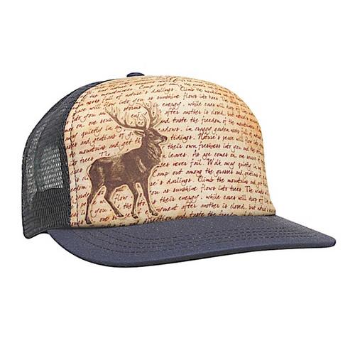 Muir Snapback Hat - Navy
