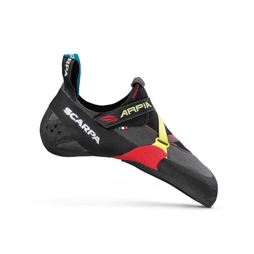 Arpia Climbing Shoe - Black/Red