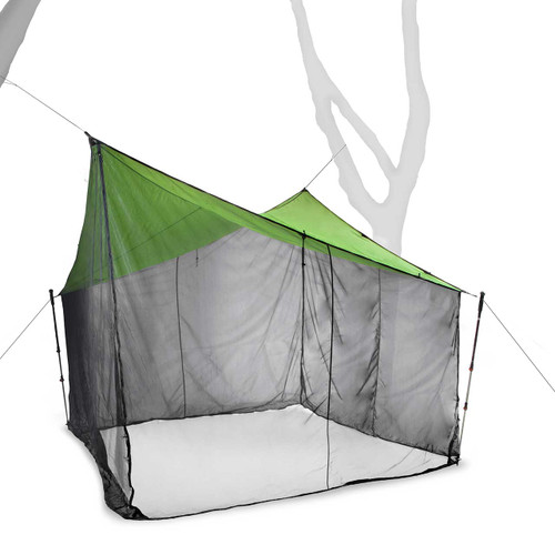 NEMO Bugout Shelter with Mesh