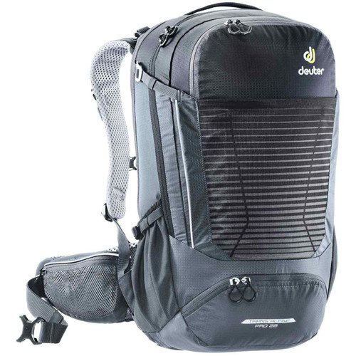 Deuter Trans Alpine Pro 28 Backpack - Black/Graphite