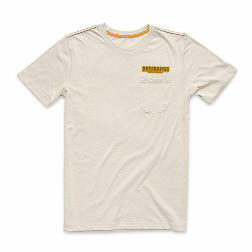 Howler Isla Hermanos Pocket T-Shirt - Sand