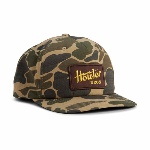 Howler Electric Snapback - Camo