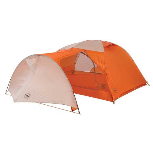 Big Agnes Copper Hotel HV UL3 - Front view with fly