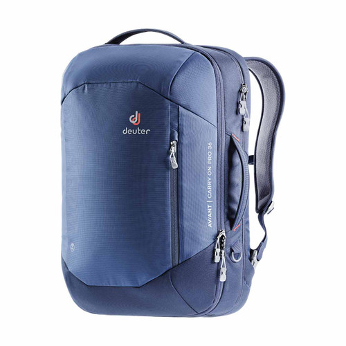 Aviant Carry On Pro 36 Backpack - Midnight/Navy