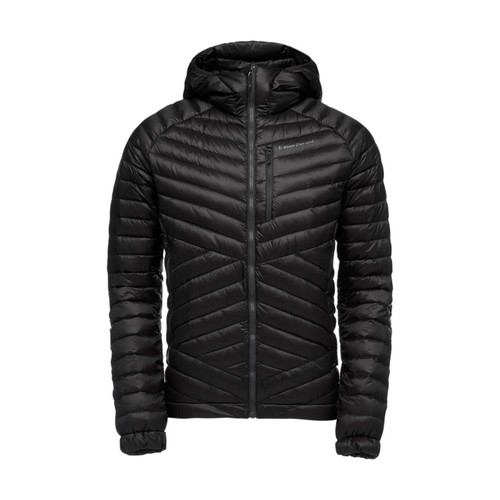Approach Down Hoody - Black