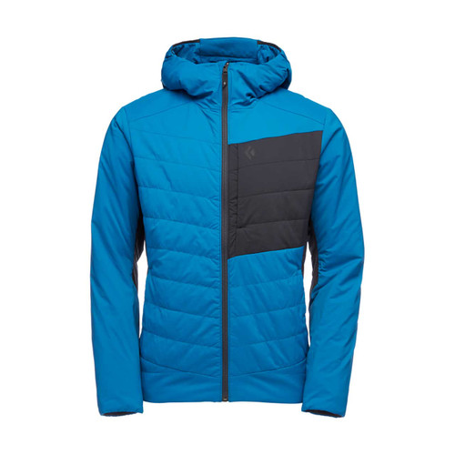 First Light Stretch Hoody - Kingfisher/Black