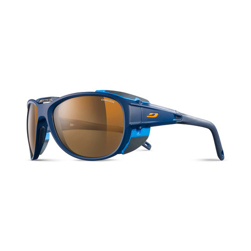 Explorer 2.0 Sunglasses - Dark Blue/Blue