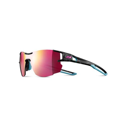 Julbo Aerolite Sunglasses - Gray Tortoiseshell/Blue